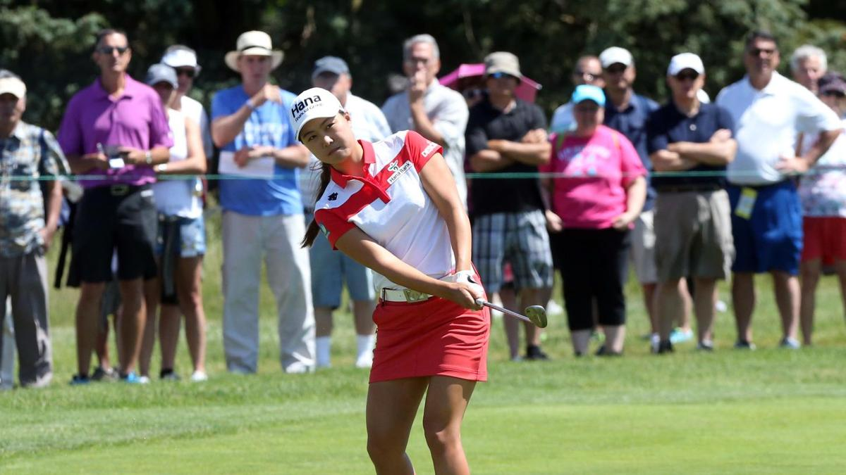 Photo Gallery: 2015 ShopRite LPGA Classic Day 2