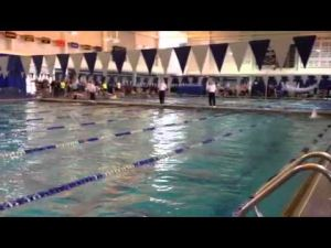 Colleen Callahan wins 200 IM at MOC, March 3, 2013