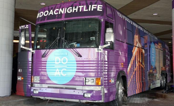 DOAC Nightlife Bus