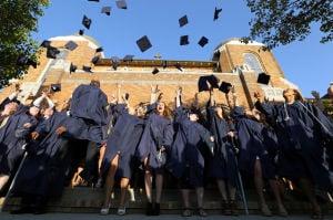 Class of 2014 graduates from Wildwood Catholic High School