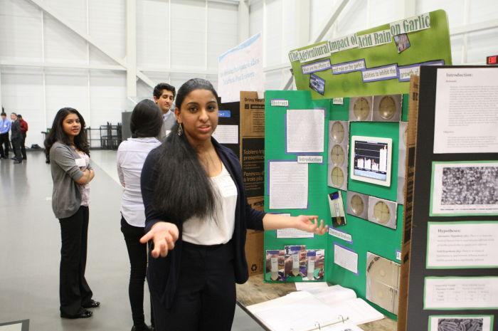 38th Annual Jersey Shore Science Fair at Richard Stockton College