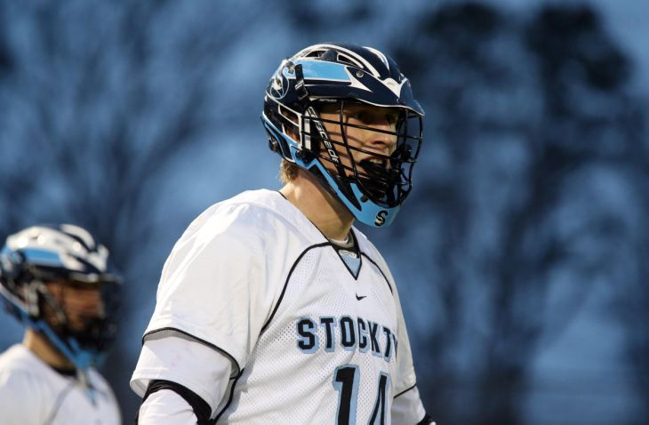 Stockton men's lacrosse