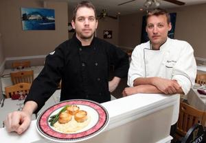 Attention to  detail pays offChefs at One Fish, Two Fish sweat  the small stuff to make great meals