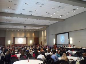 Stockton conference