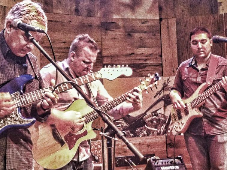 Rock trio Love & Branca hit Liquid Bar at Trump Plaza