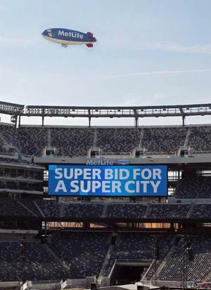 Richard A. Lee / Economic benefits of N.J. Super Bowl may be overstated