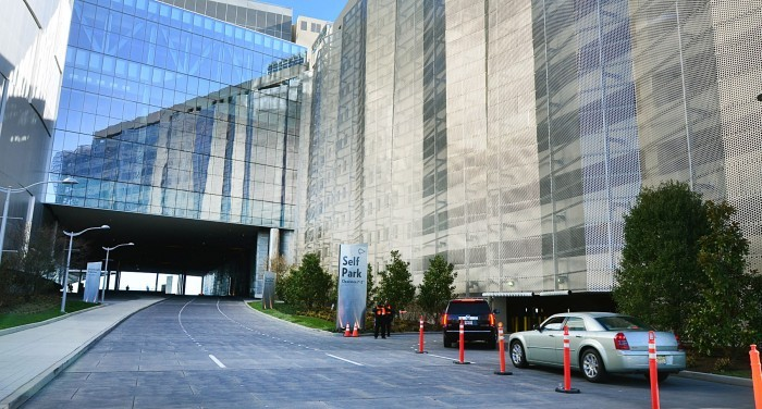 Revel traffic and parking