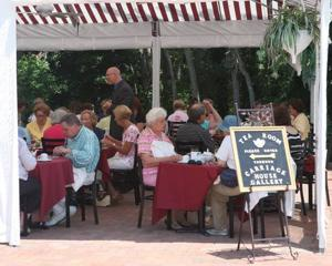 A musicial lunch in Cape May and other events to enjoy At The Shore Today