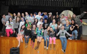 Oakcrest's 'Shrek: The Musical' entices students to become part of production