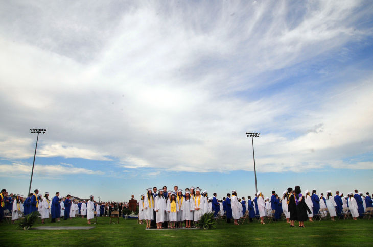 Hammonton Graduation