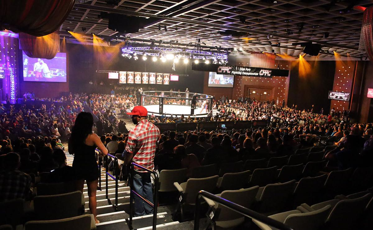 Image Resize 742 Cbs Sports Network Televise Cage Fury Mma Card