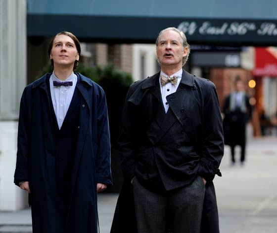 Film Review: Kevin Kline dominates 'The Extra Man,' which celebrates quirks but little else