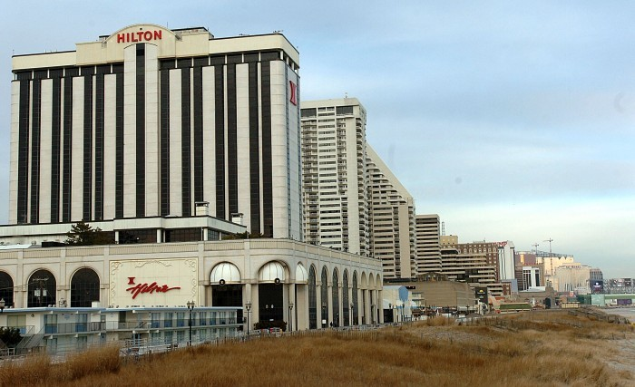 Atlantic city hilton casino hotel casino gambling poker strip