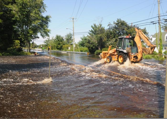 Irene Flooding