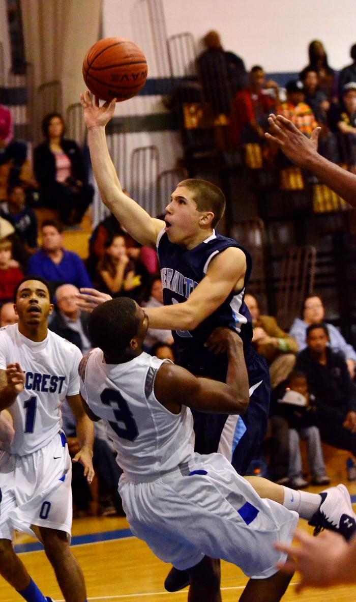 oakcrest boys basketball