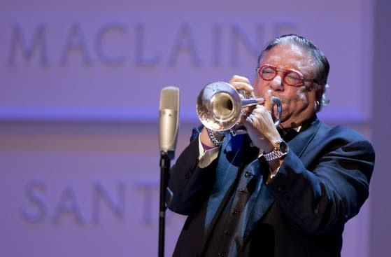 Music: Cuban-born trumpeter is cruising to jazz-legend status