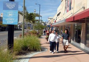 The Walk - Outlet shopping in Atlantic City