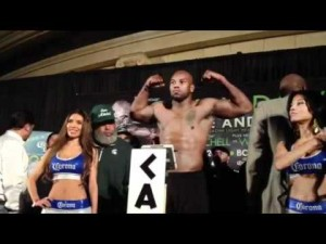 Seth Mitchell vs. Chaz Witherspoon weigh-in