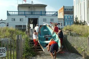 lifeguard prep for hurricane