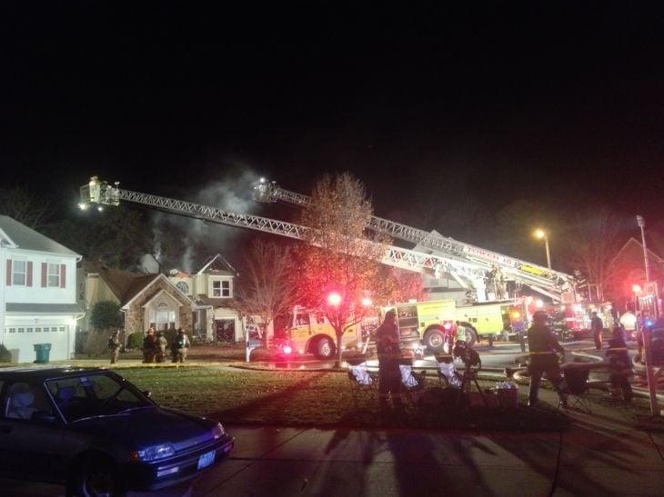 eht house fire