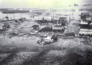The March '62 Storm: A special report