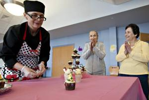 Chef offers tips for a sweeter Easter