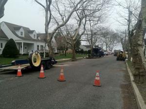 Gas leak in Absecon
