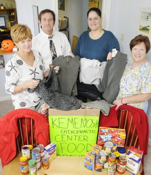 Ocean City groups ramp up efforts to restock food banks for holidays