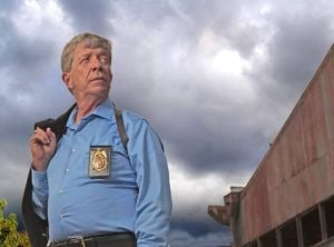 Lt joe kenda s exploits as a homocide detective are re enacted on