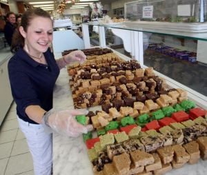 Fudge means you're at the shore