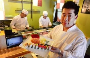 Mix it up with fusion meals in Ventnor at Megu Sushi