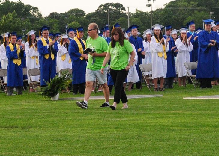 Hammonton Graduation