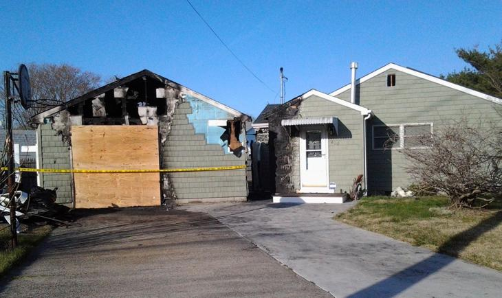Three people escape injury in Middle house fire Press of