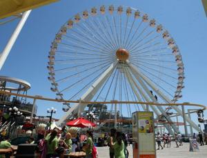 Ferris Wheel Accident
