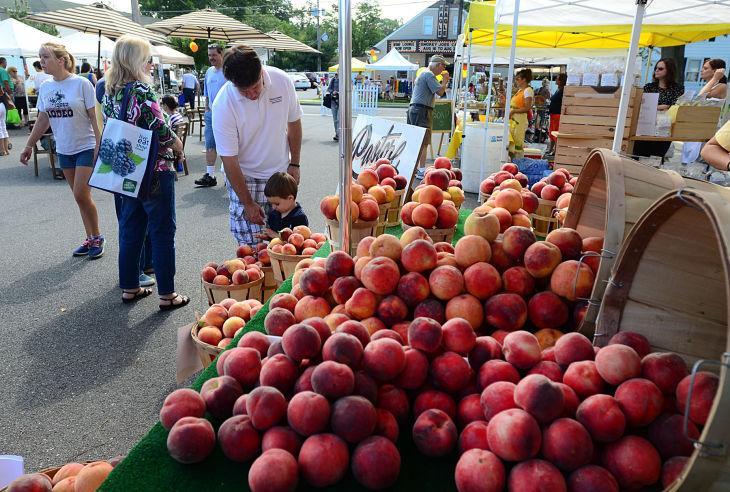 A18 Hammonton Peaches