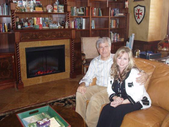 Author's novels inspire home decor