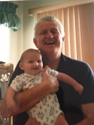 Mortellite with grandfather