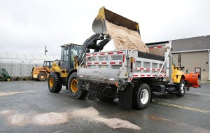 Maritime industry: New Jersey responsible for own salt shortage