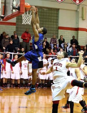 Boys basketball Player of the Year: Jordan Robertson stepped for Wildwood Catholic this season