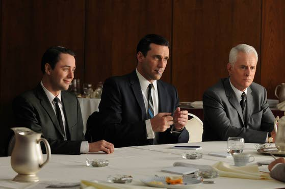 Season 4 of AMC hit 'Mad Men' premieres tonight