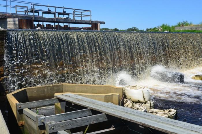lake lenape dam project