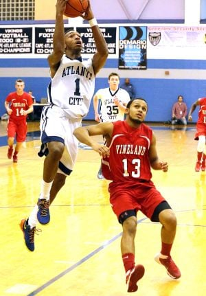 Atlantic City vs. Vineland boys basketball