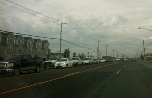 traffic into a.c.