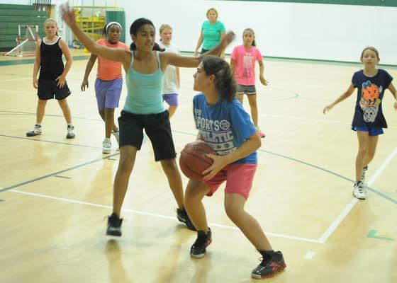 Early 1990s EHTHS girls basketball juggernaut works to revitalize program