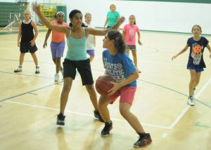 Early 1990s EHTHS girls basketball juggernaut works to revitalize program
