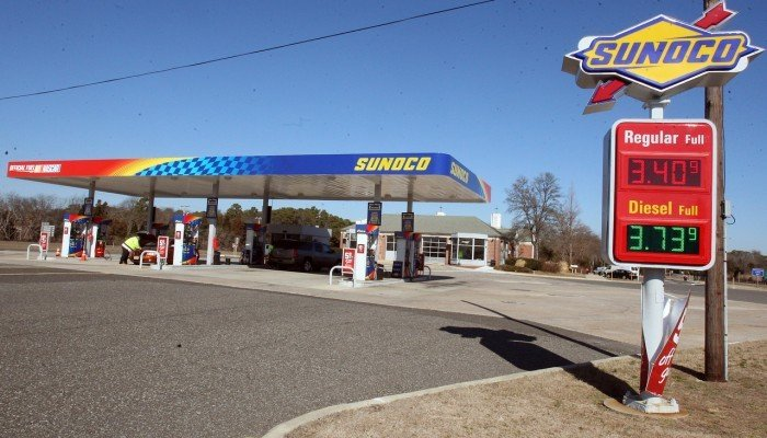 Sunoco to put $2 5 million into Garden State Parkway s