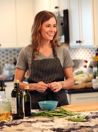 Nicole Gaffney The Chef S Kitchen