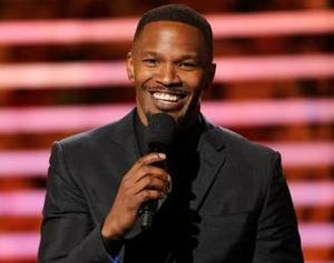 At The Shore Today: Jamie Foxx performs at Revel