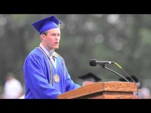James Townley - Oakcrest Valedictorian