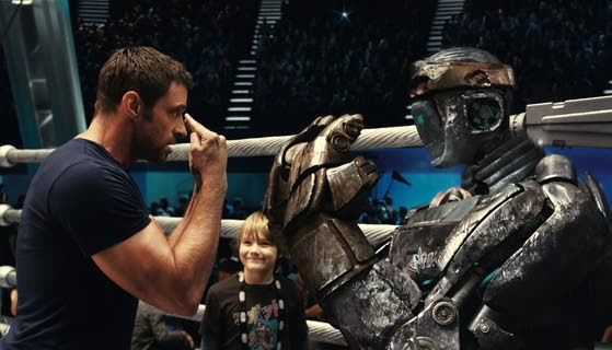 'Real Steel' should be scrapped: Jackman's fighting robots create machine mayhem